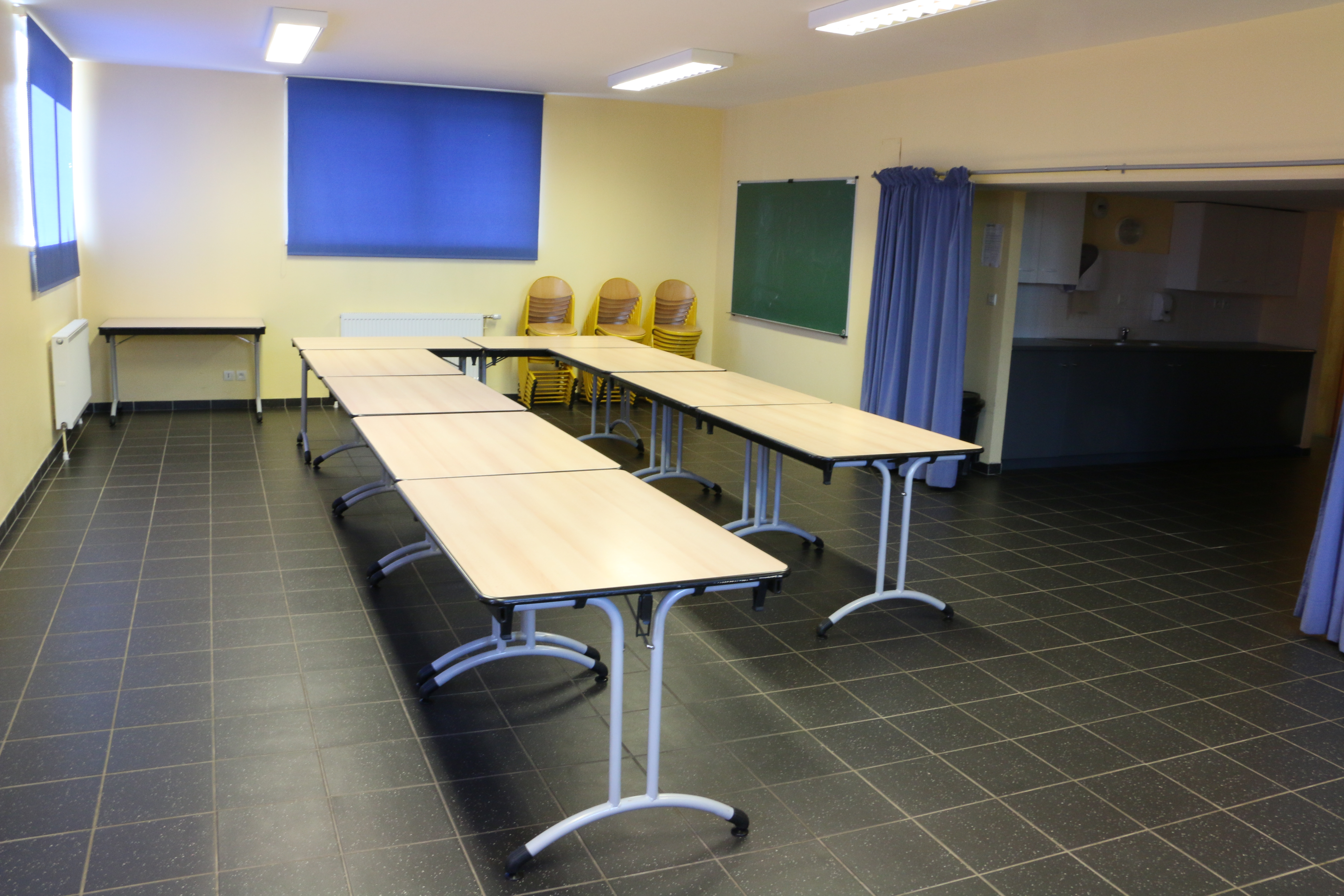 Salle Socio-culturel