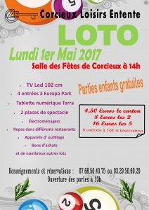 LOTO CLE