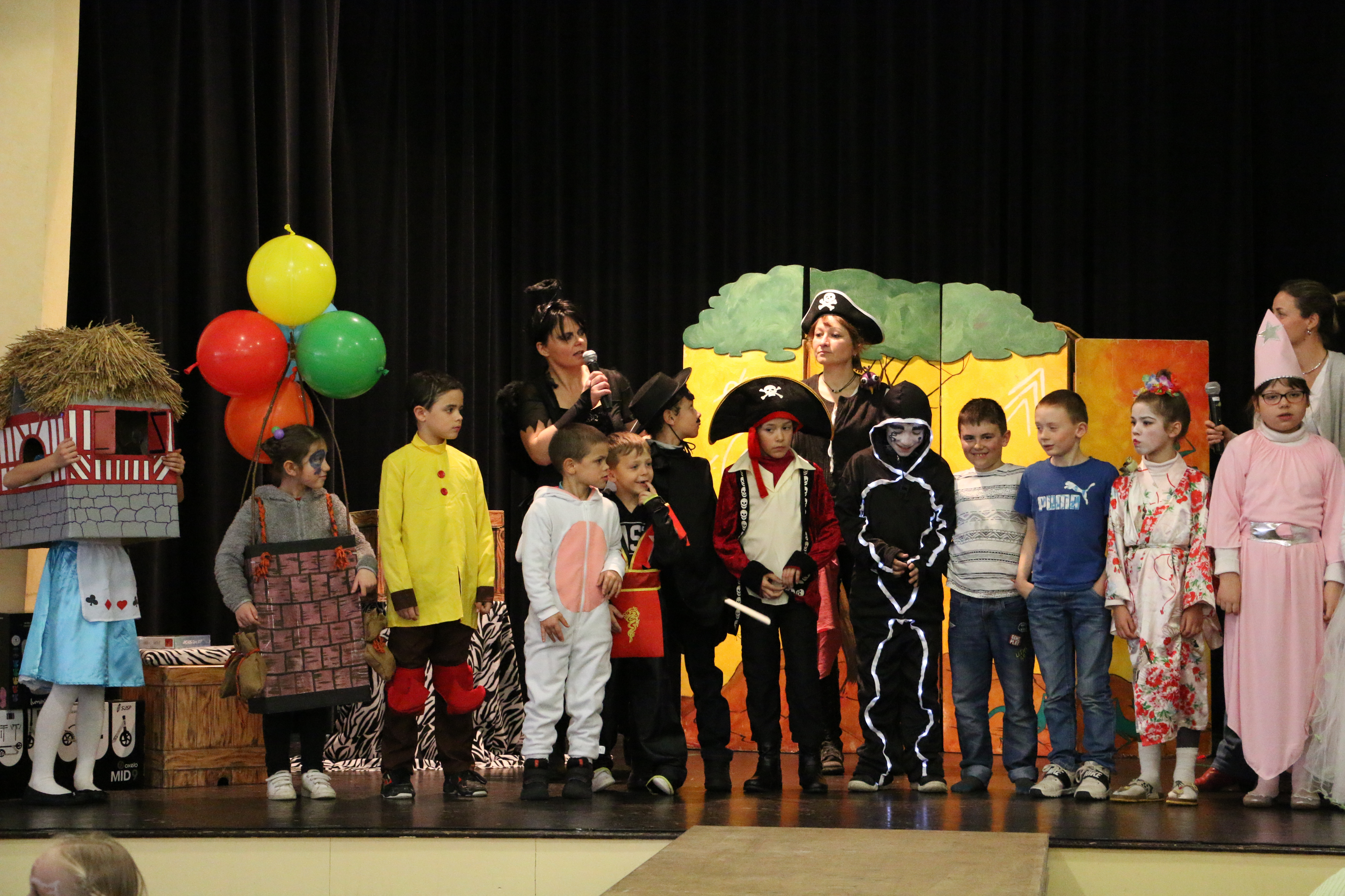 Groupe 6 - 10 ans